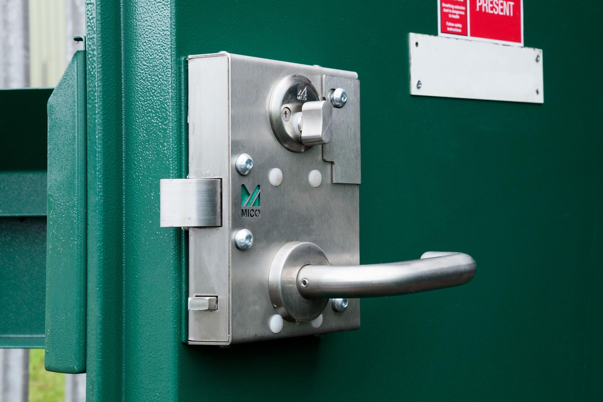Security Doorsets - Tristan Doors